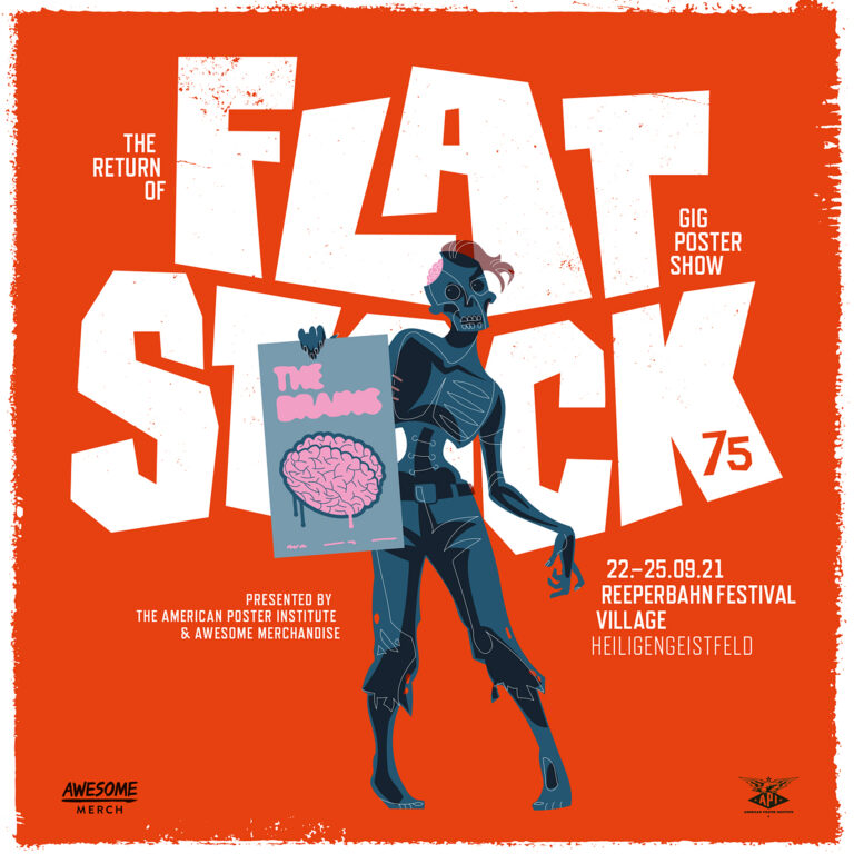 Flatstock Hamburg,   22.–25.09.2021